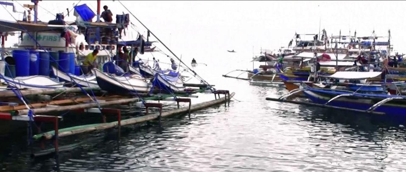Thuna Fischmarkt in General Santos