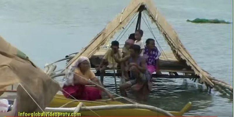 Doku über die Seezigeuner der Philippinen