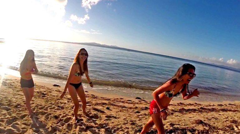 Die Philippinen im Video - Cagbalete Insel in Mauban, Quezon