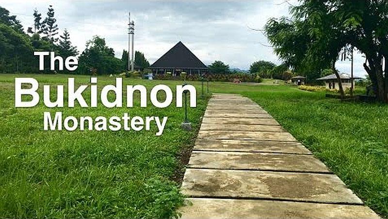 Die Philippinen im Video - Das Kloster in Bukidnon - Ein Wochenende der Ruhe