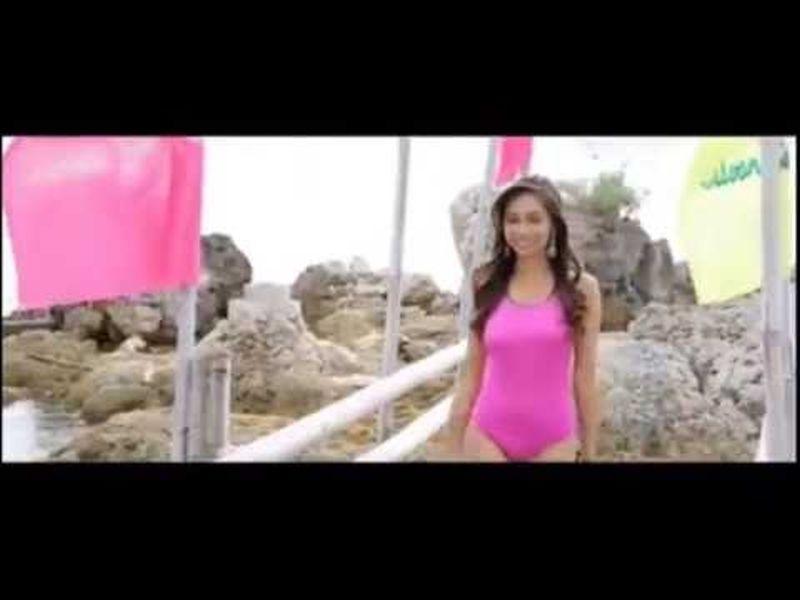 Die Philippinen im Video - Kandidatinnen der Miss Southern Leyte Wahl