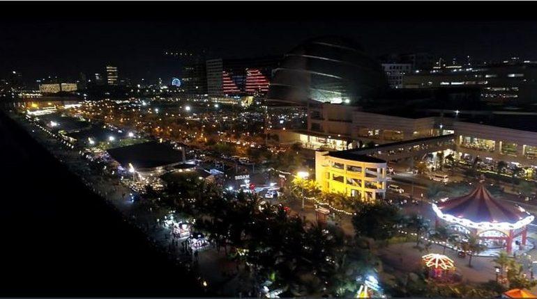 Die Philippinen im Video - Manila Nächte
