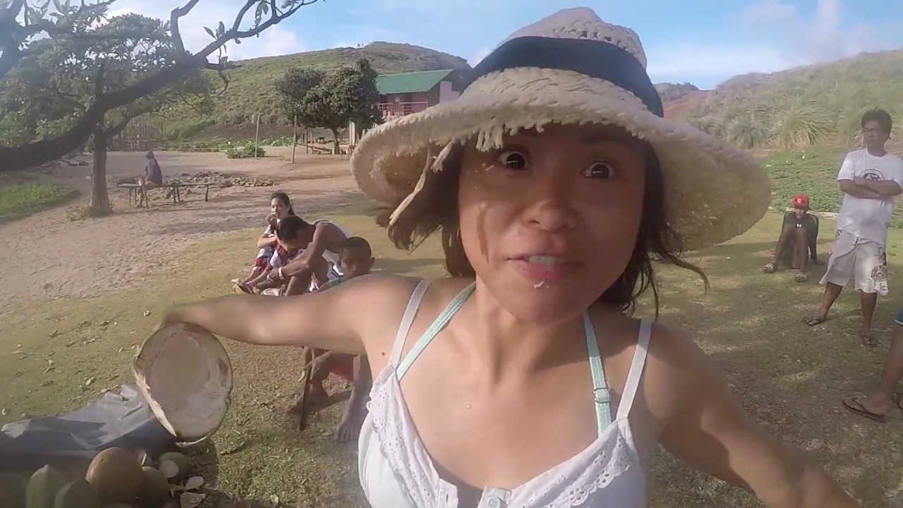 Die Philippinen im Video - Tour nach Calaguas, Camarines Norte - 2017