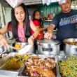 Die Philippinen im Video - Philippinisch Essen bei Aling Sosing mit Marc Wien