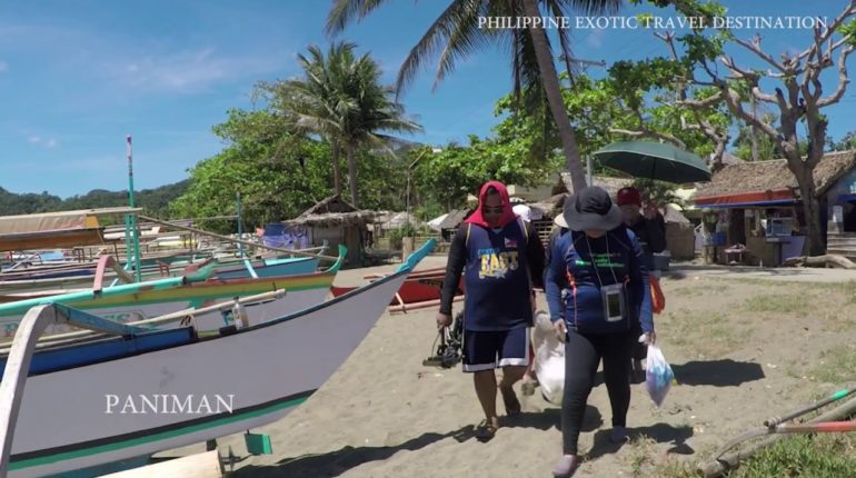 Die Philippinen im Video - Reise zur Inselgruppe Caramoan in Camarines Sur