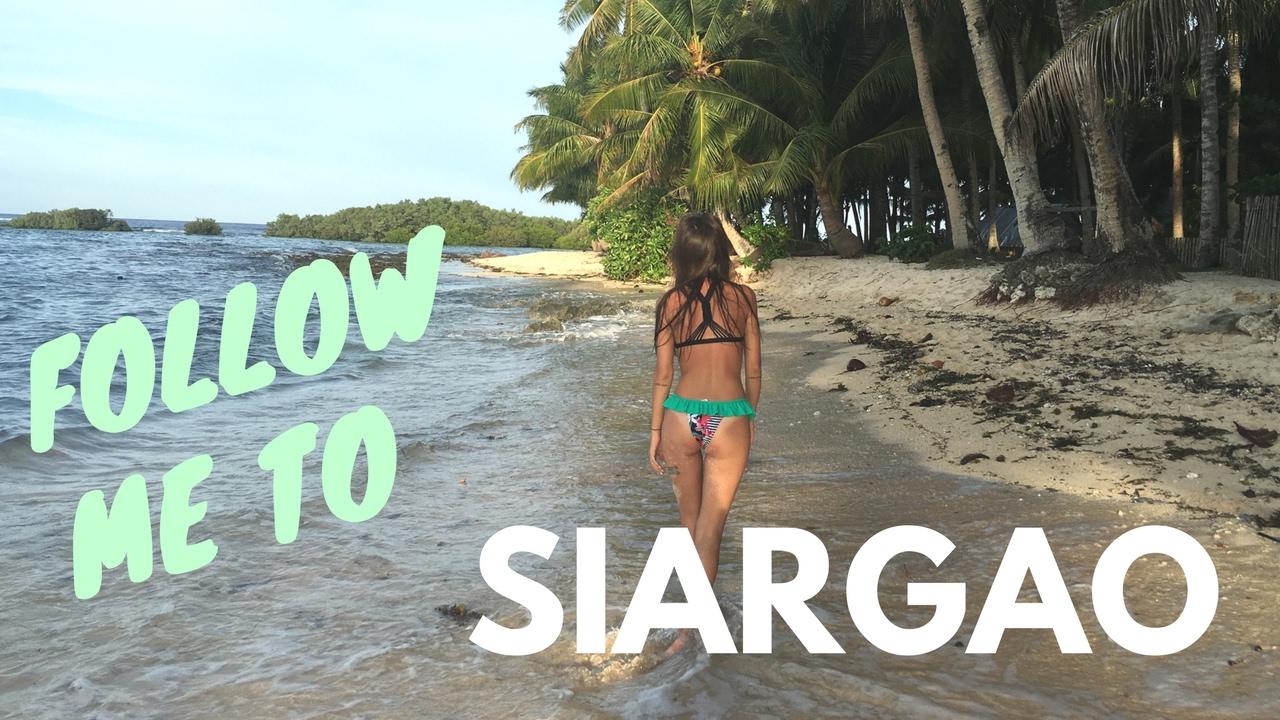 Die Philippinen im Video - Folge mir auf die Insel Siargao