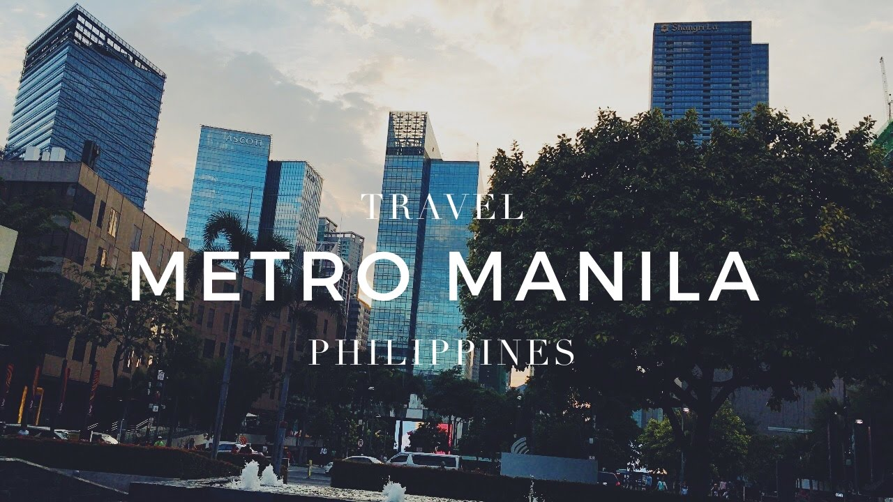 Die Philippinen im Video - Metro Manila mit Francis