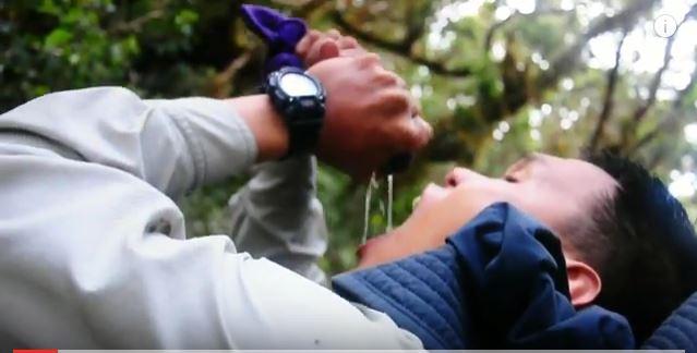 Die Philippinen im Video - Aufstieg zum Gipfel des Mount Sicapoo in Apayao