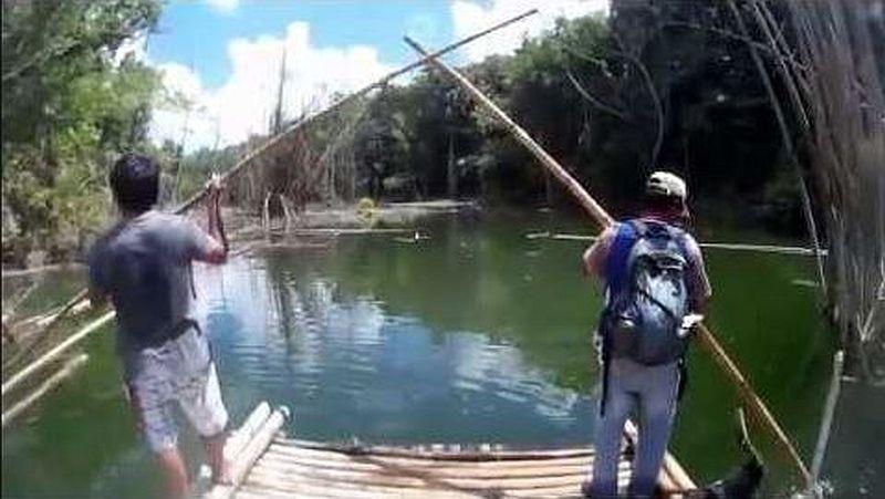 Die Philippinen im Video - Natursehenswürdigkeiten von Antequera in Bohol