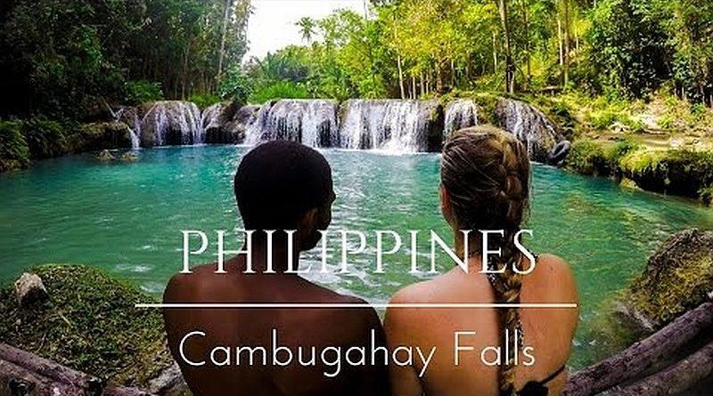 Die Philippinen im Video - Die Cambugahay Wasserfälle in Siquijor