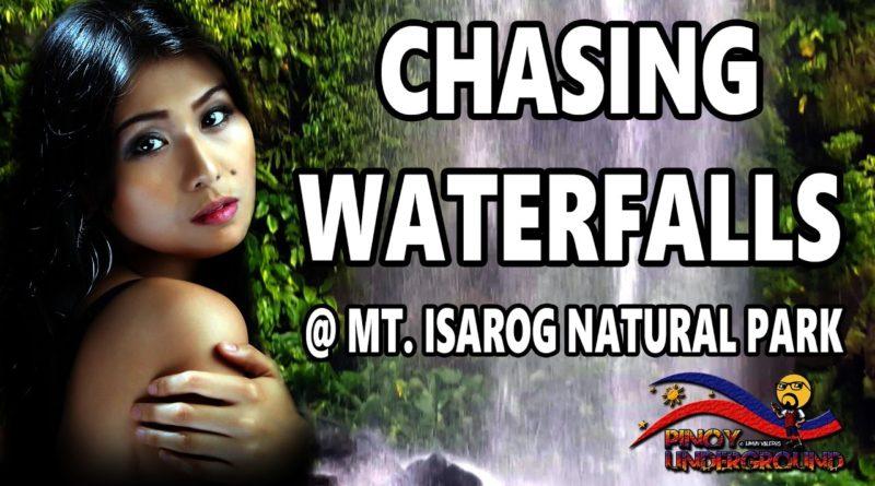 Die Philippinen im Video - Auf der Jagd nach Wasserfällen in Camarines Sur