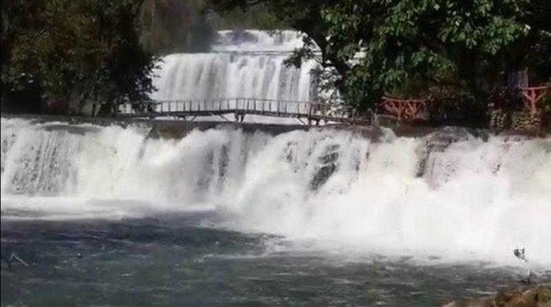 Die Philippinen im Video - Der größte Wasserfall von Mindanao