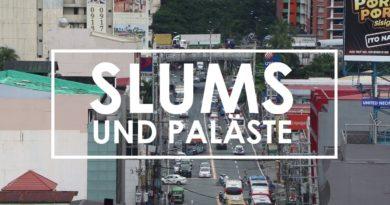 Die Philippinen im Video - Slums und Paläste
