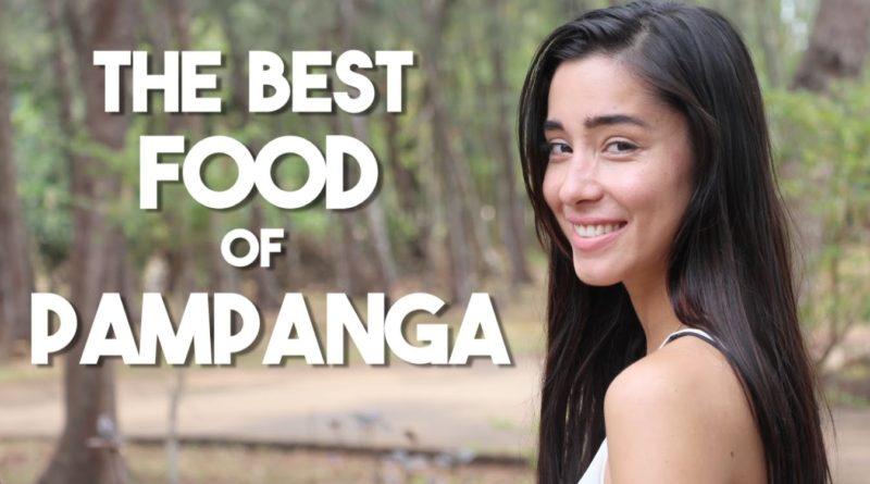 Die Philippinen im Video - Essen in Pampanga