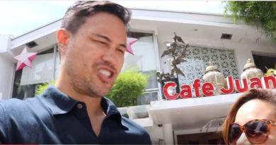 Die Philippinen im Video - Sonntagsbrunch in Cafe Juanita in Manila