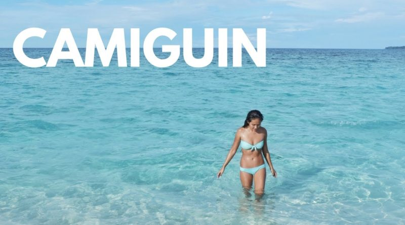 Die Philippinen im Video - Free Diving in Camiguin
