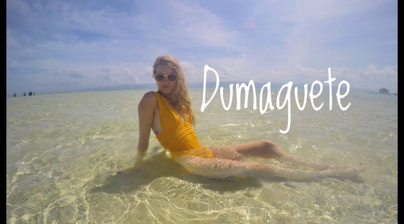 Die Philippinen im Video - Perfekter Strand auf der Sandbank
