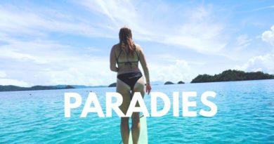 Die Philippinen im Video - Der schönste Tag unserer Reise