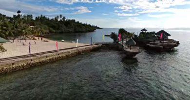 Die Philippinen im Video - Kliffspringen auf den Camotes Inseln