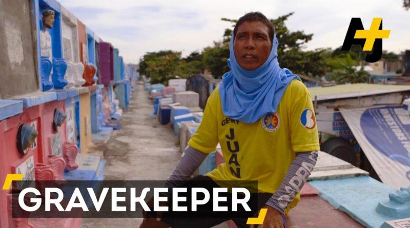 Die Philippinen im Video - Der Grabhüter vermietet Gräber