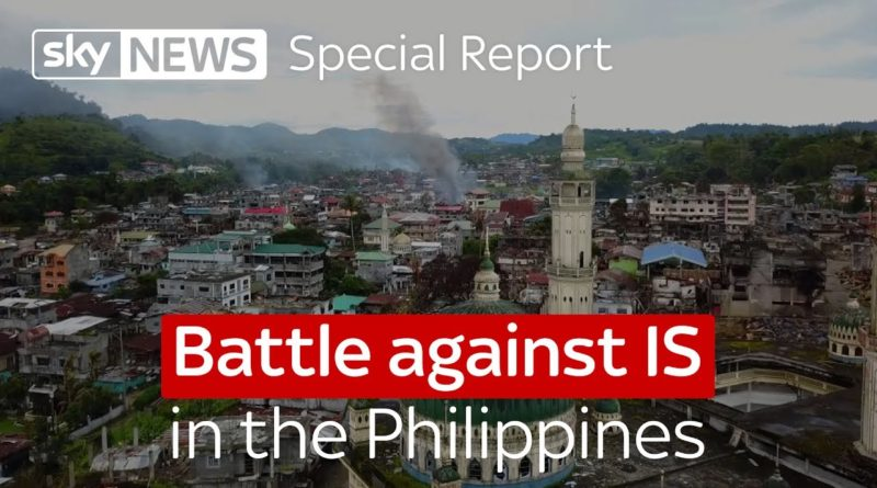 Die Philippinen im Video - Kampf gegen ISIS in den Philippinen