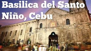 Die Philippinen im Video - Basilica Del Santo Nino in Cebu