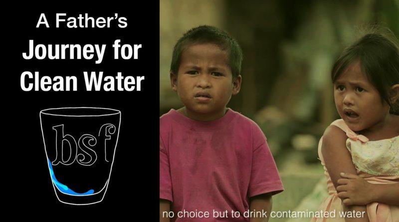 Die Philippinen im Video - Ein Vater auf der Suche nach sauberem Wasser
