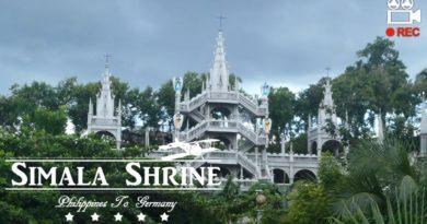 Die Philippinen im Video - Simala Shrine in Sibonga