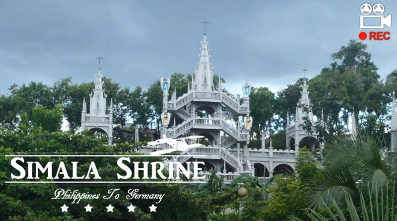 Die Philippinen im Video - Simala Shrine in Sibonga