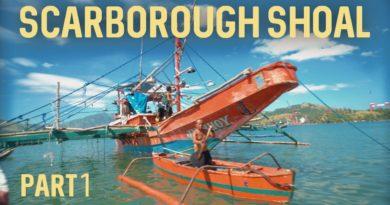 Die Philippinen im Video - 3 Tage auf einem philippinsichen Fischerboot