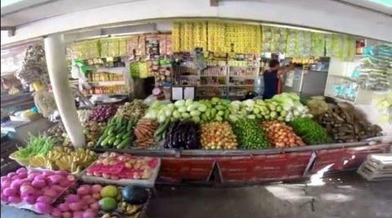 Die Philippinen im Video - Sonntagsmarkt in Moalboal