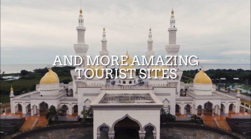 Die Philippinen im Video - Touristische Schätze von Soccsksargen oder Region 12