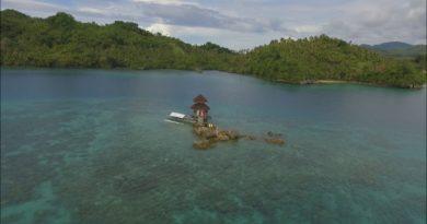 Die Philippinen im Video - Liloan aus der Luft gesehen