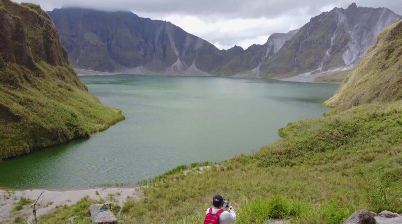 Die Philippinen im Video - Abenteuer am Vulkan Pinatubo