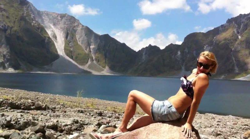 Die Philippinen im Video - Eine Kratersee Tour mit einem 4x4 Jeep
