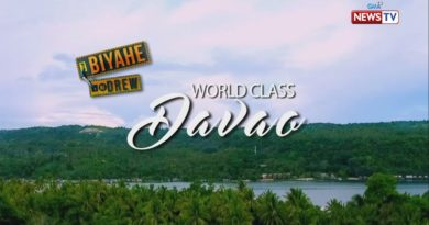 Die Philippinen im Video - Biyahe ni Drew - Weltklasse Davao