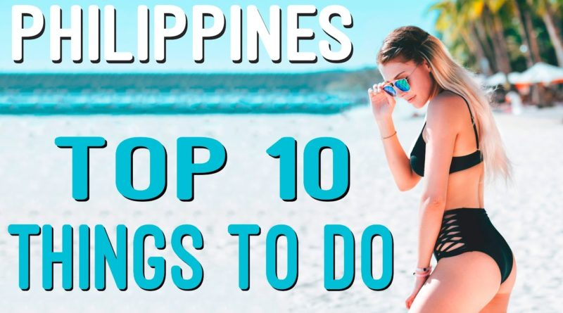 Die Philippinen im Video - Top 10 Reiseparadiese