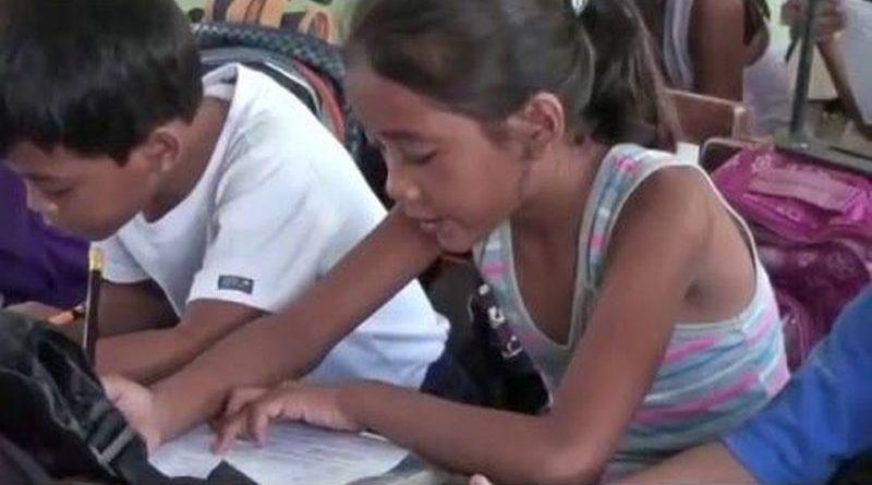 Die Philippinen im Video - Ein Tag in der Schule