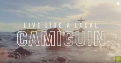 Die Philippinen im Video - Der Katibawasan Wasserfall und Leckereien von Camiguin.