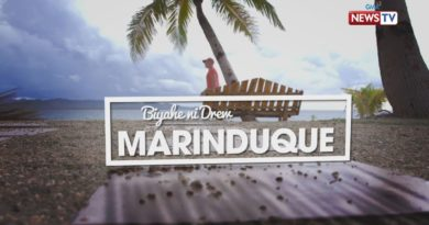 Die Philippinen im Video - BIYAHE NI DREW - Marinduque