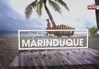 BAYAHE NI DREW: MARINDUQUE