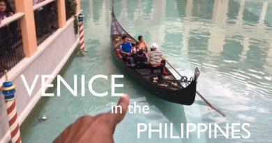 Die Philippinen im Video - Ich fand Venedig in den Philippinen