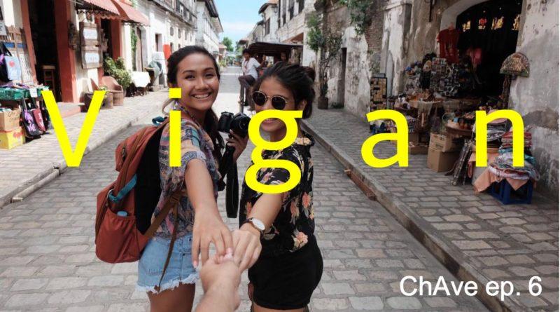 Die Philippinen im Video - Städtereise nach Vigan