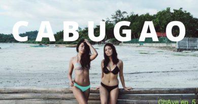 Die Philippinen im Video - Strandnixen am Strand von Cabugao, in der Provinz Ilocos Sur
