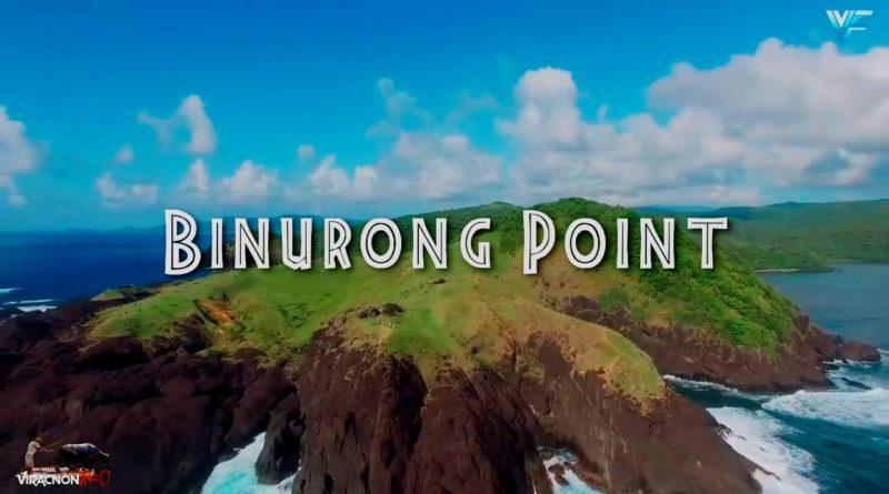 Die Philippinen im Video - Drohnenfilm vom Binurong Point in Baras auf der Insel Catanduanes