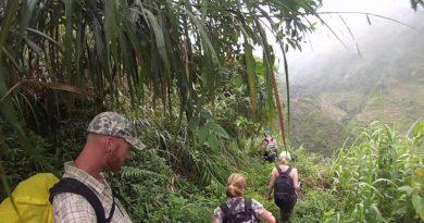 Die Philippinen im Video - Fahrt nach Banaue und Wanderung nach Batad
