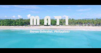 Die Philippinen im Video - Die Provinzhauptstadt Mati von Davao Oriental stellt sich vor