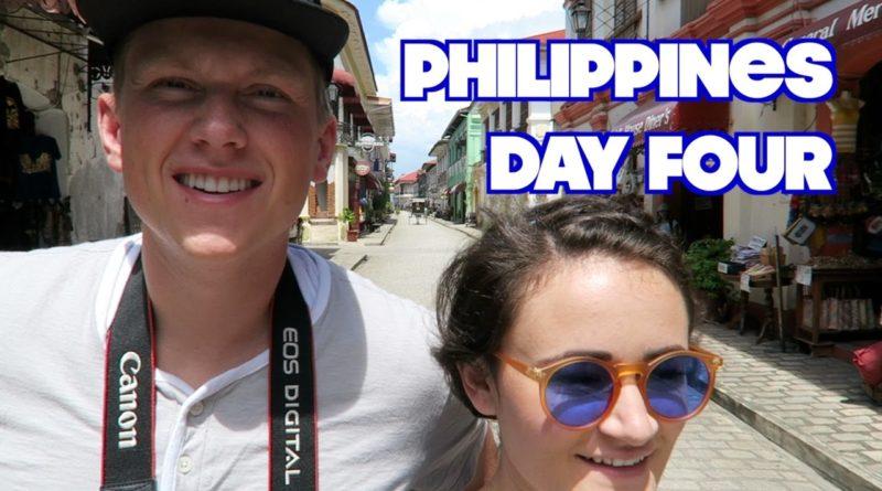 Die Philippinen im Video - Von Vigan nach Laoag