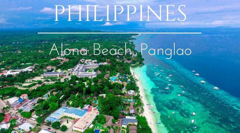 Die Philippinen im Video - Alona Beach auf Panglao Bohol entdecken