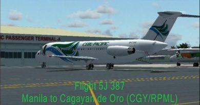 Die Philippinen im Video - Erinnerung an Cebu Pacific, Flug 387